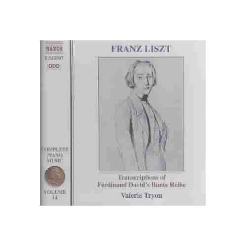 F. Liszt - Franz Liszt: Complete Piano Music, Volume 14 [CD]