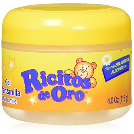 Ricitos De Oro Baby Styling Gel With Chamomile