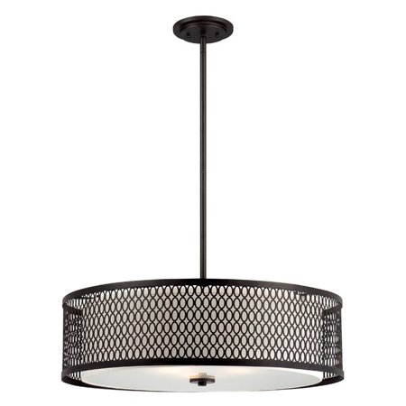 Designers Fountain 6202 Continental 26 in. Pendant in Artisan Finish