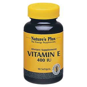 Nature's Plus - VITAMINE E 400 UI SOFTGEL 90