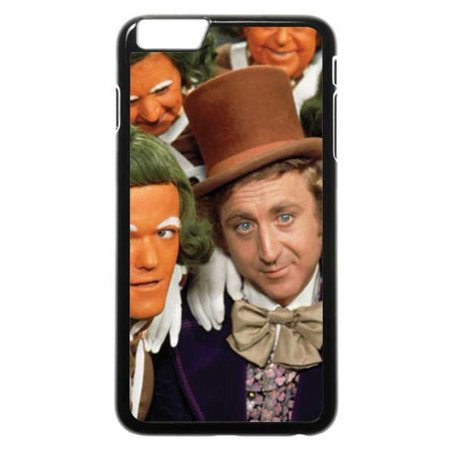 Gene Wilder Wonka And Oompa Loompas iPhone 6 Plus Case - Oompa Loompa Glasses