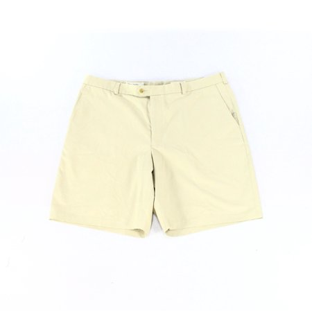 John W  Nordstrom New Beige Mens Size 42 True Khakis Chinos Shorts