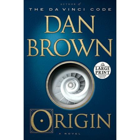 Origin : A Novel (Best Dan Brown Novel)