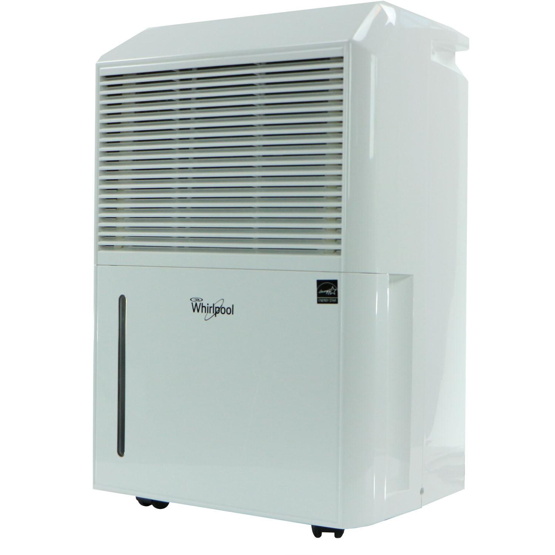 Whirlpool Energy Star 60-Pint Portable Room Dehumidifier - Walmart.com