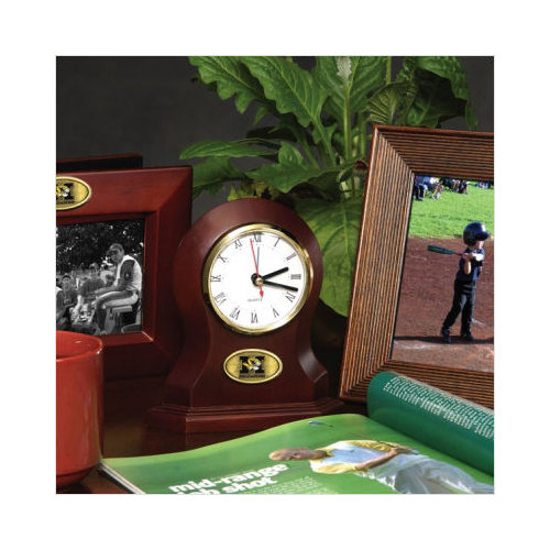 The Memory Company Missouri Desk Clock