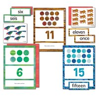 World of Eric Carle(tm) Numbers Learning Cards (Other)