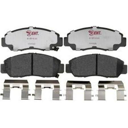RM Brakes R53-EHT959H 2006-2011 Acura CSX Brake Pad Set - image 1 of 1