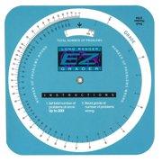 Original E-Z Grader EZ-5704-3 Circular Long Ranger Score Up To 200 Questions - 3 Each