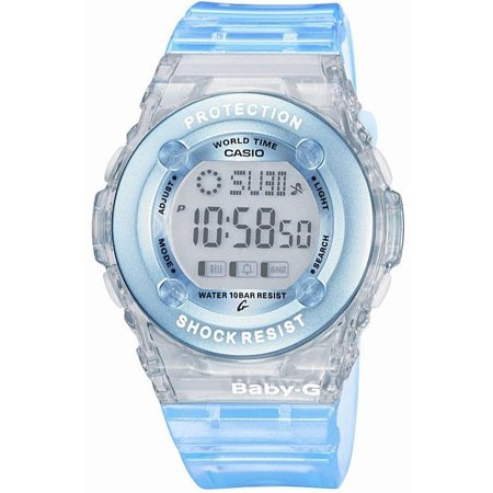 Women's Blue Baby-G Digital Sports Watch BG1302-2