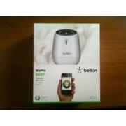 Best Iphone Baby Monitors - Refurbished Belkin F8J007BG WeMo Baby Monitor for Apple Review