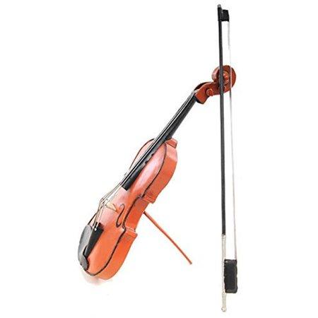 Orange Vintage Violin 1:2 - Vintage Violin