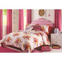 BETTER HOMES AND GARDENS KIDS GARDEN KIDS BLOSSOM QUILT BEDDING SET