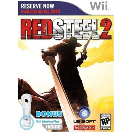 Red Steel 2 with Motion Plus (Wii)