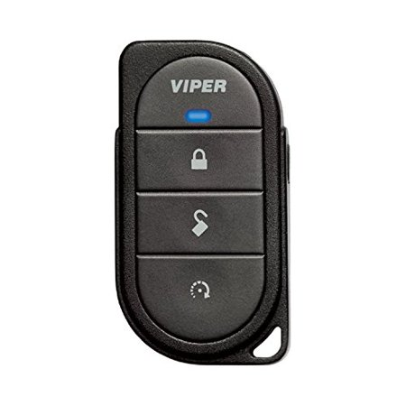 Viper 4105V 1-Way Remote Start System (Viper Remote Start System With Interface Module)