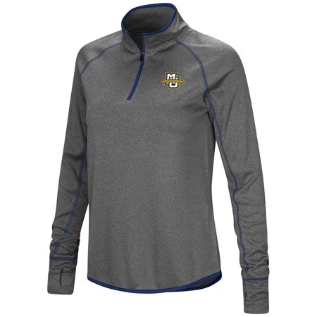 Womens Marquette Golden Eagles Quarter Zip Wind Shirt - M for $<!---->