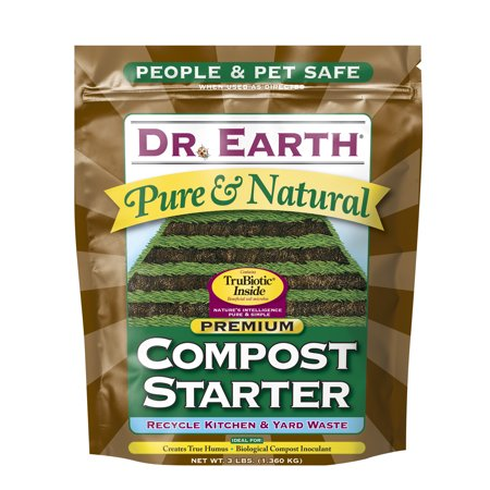 Dr. Earth Organic & Natural Compost Starter, 3 - Co Post