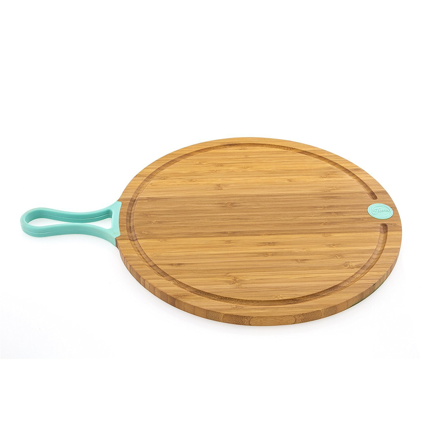 Fiesta Bamboo and Silicone Paddle Board by Overstock