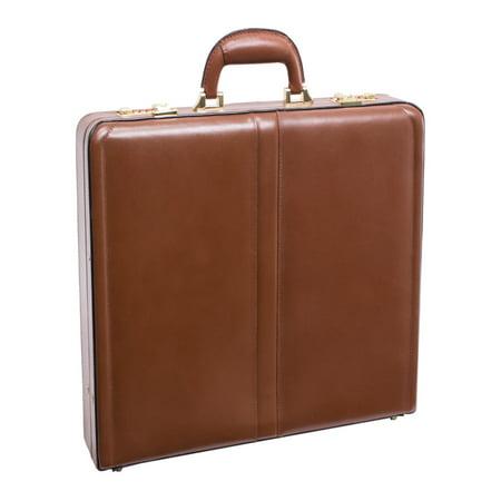 Reagan Leather Attache Case - (Leather Attache)