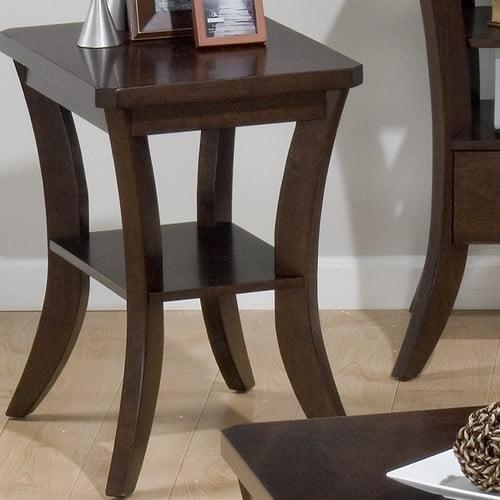 Jofran Joes Chairside Table