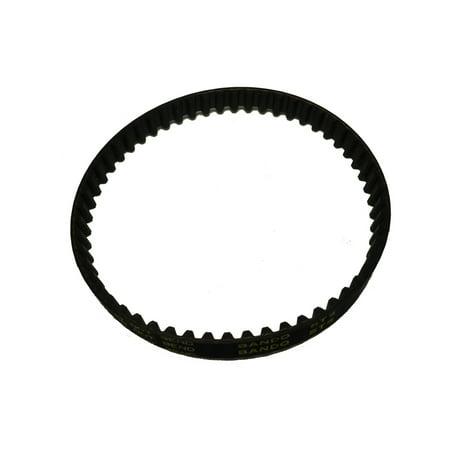 Geared Belt (Dirt Devil Platinum Force Gear Belt,  wide belt, wide teeth on belt, Number on belt 4.5M 252, Fits: C/D Series)