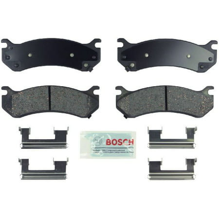 Go-Parts OE Replacement for 2000-2006 Chevrolet Tahoe Front Disc Brake Pad Set for Chevrolet - Chevrolet Equinox Brake Disc