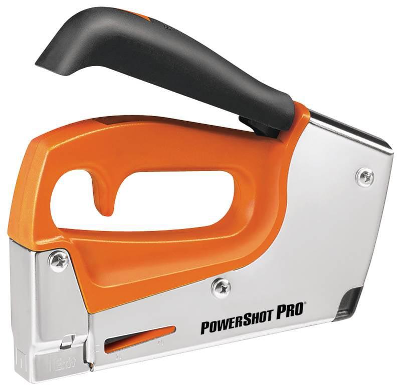 Arrow Fastener Powershot 8000 Contractor Grade Forward Action Staple & Nail Gun by Arrow Fastener