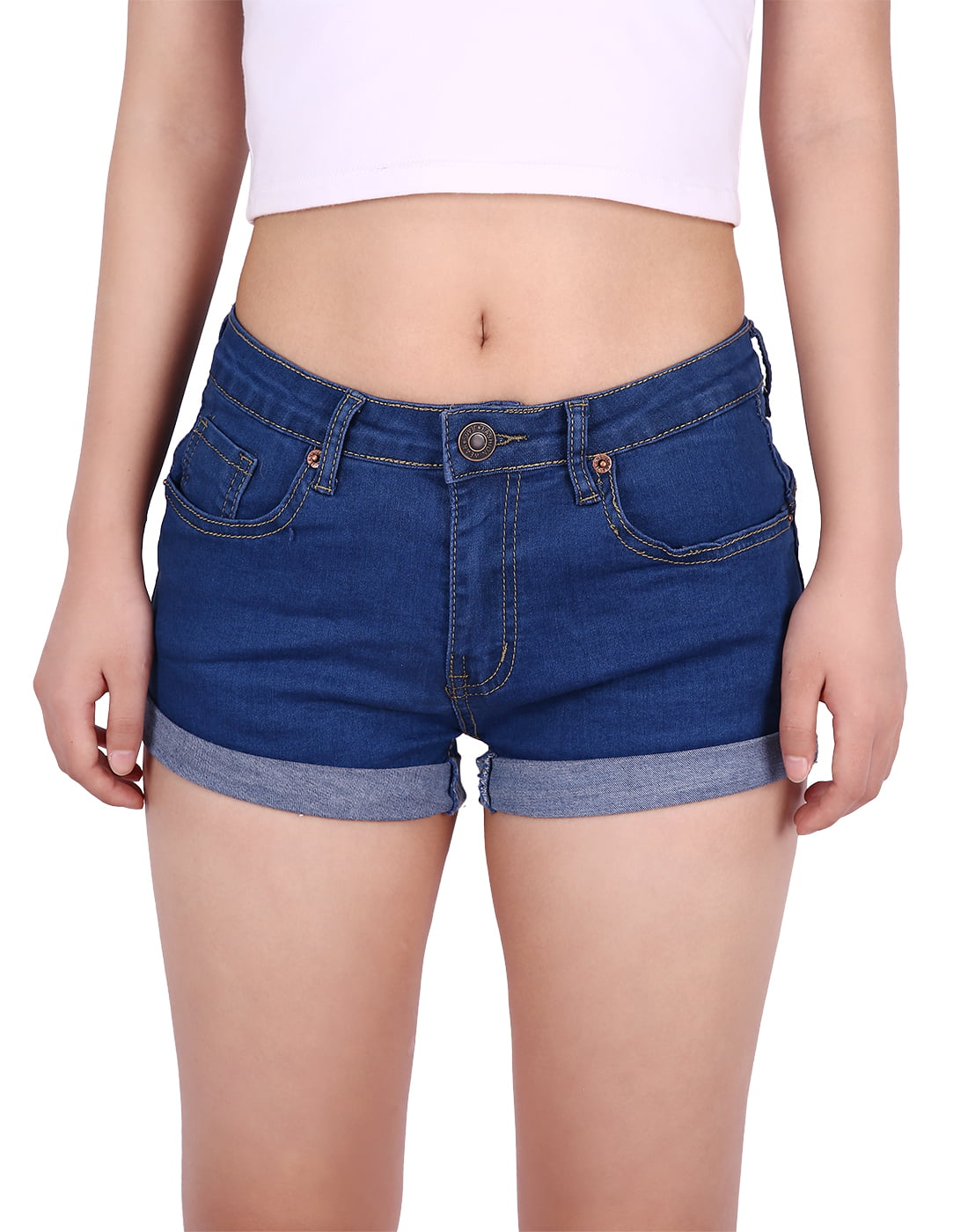 jean shorts for womens