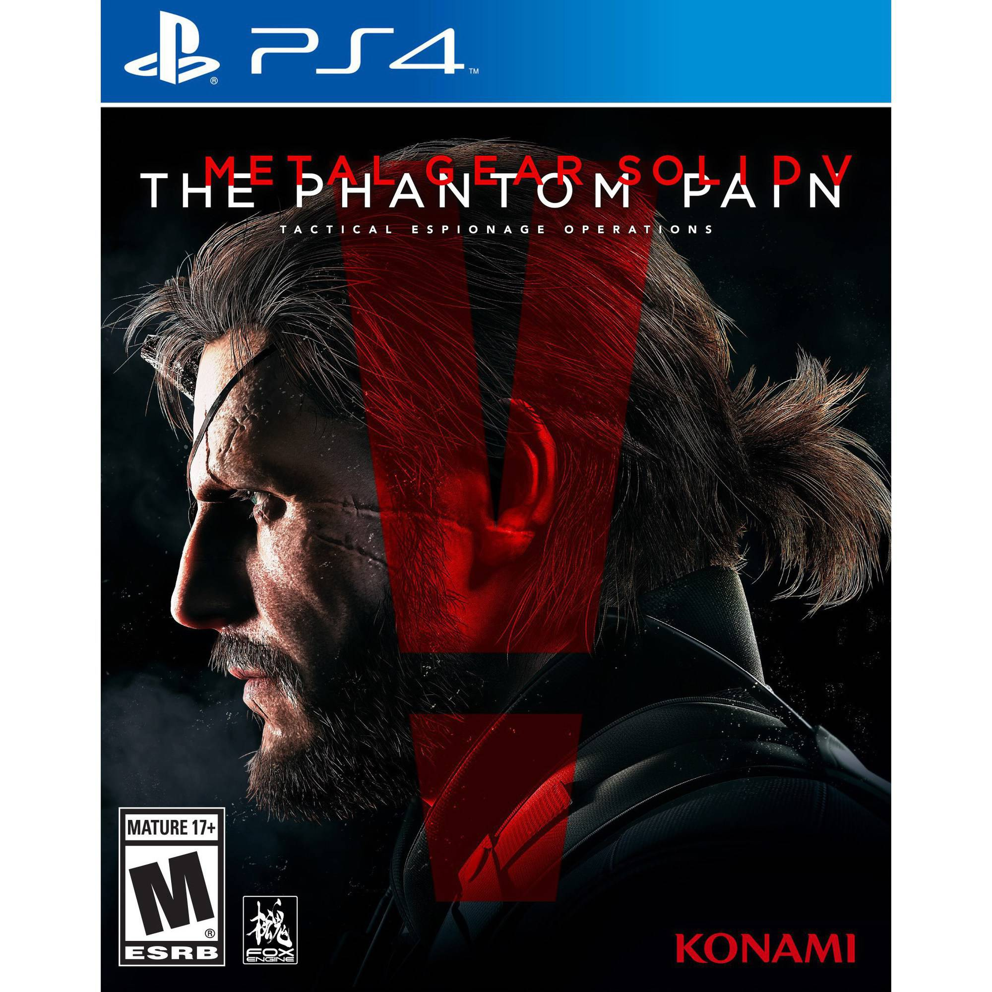 Metal Gear Solid V: The Phantom Pain (PS4) - Pre-Owned