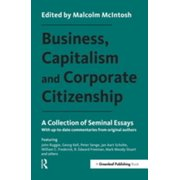 Business, Capitalism and Corporate Citizenship - eBook