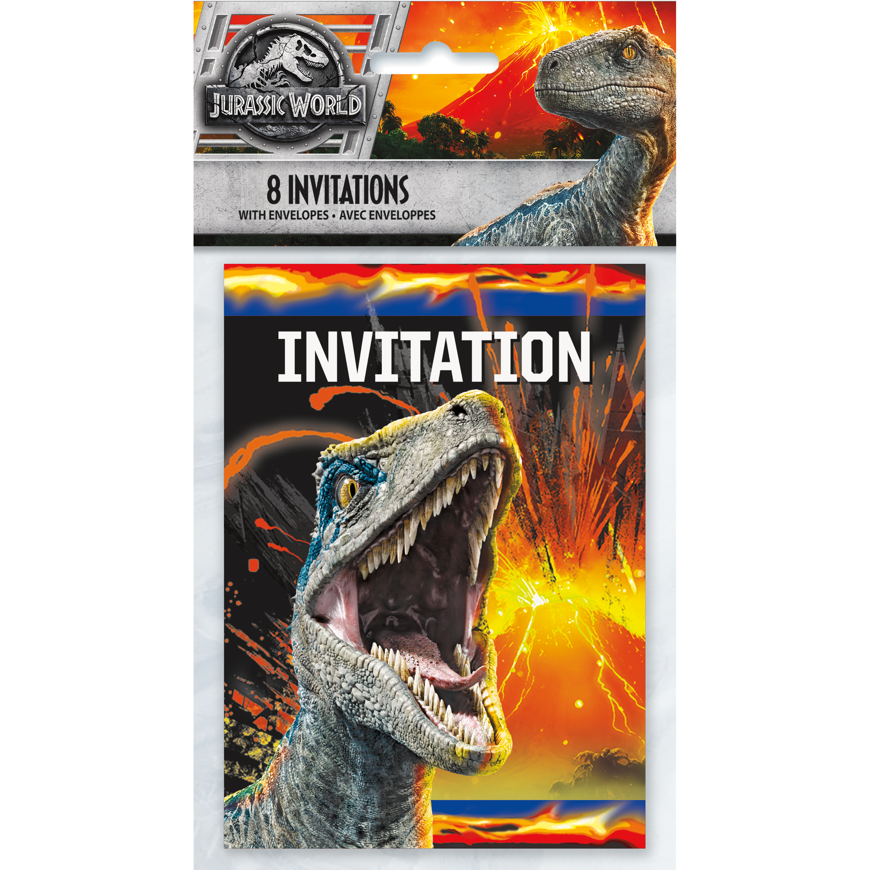 Jurassic World Party Favors Accessories