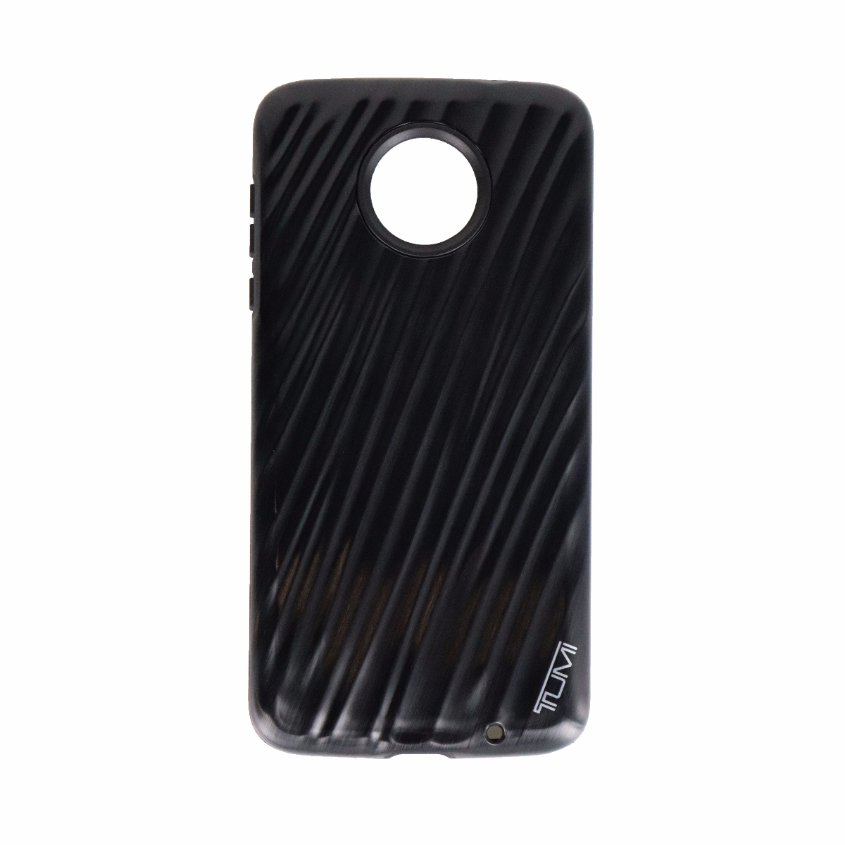 Tumi 19 Degree Series Hybrid Case Cover for Motorola Moto Z2 Force - Black (Refurbished)