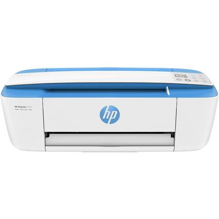 HP Deskjet 3755 Inkjet Multifunction Printer - Color - Plain Paper Print - Desktop (j9v90a-b1h)