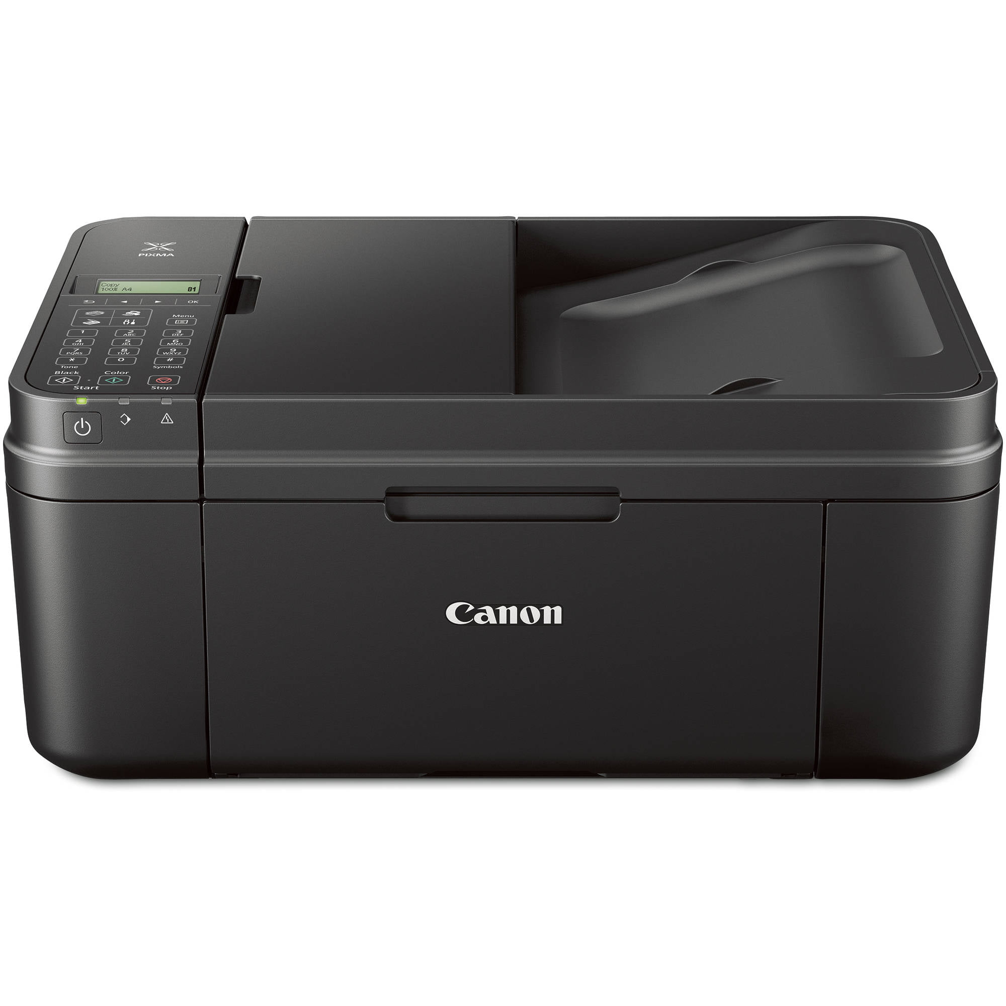 canon pixma mx490 wireless office all in one printer copier scanner fax. Black Bedroom Furniture Sets. Home Design Ideas