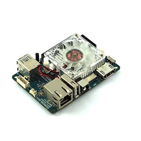 ODROID-XU4 Single Board Computer with Quad Core 2GHz A15, 2GB RAM, USB 3 0,  Gigiit