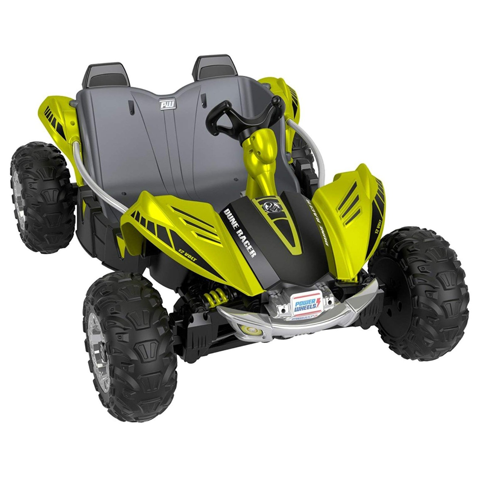 Fisher Price Power Wheels Kids Electric Car Ride On Mini ATV Dune Buggy Racer by Power Wheels