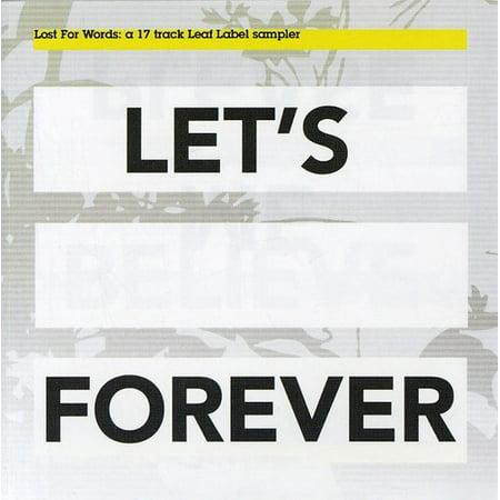 Budget Vinyl - Lost for Words-Leaf Budget Compilation (CD)
