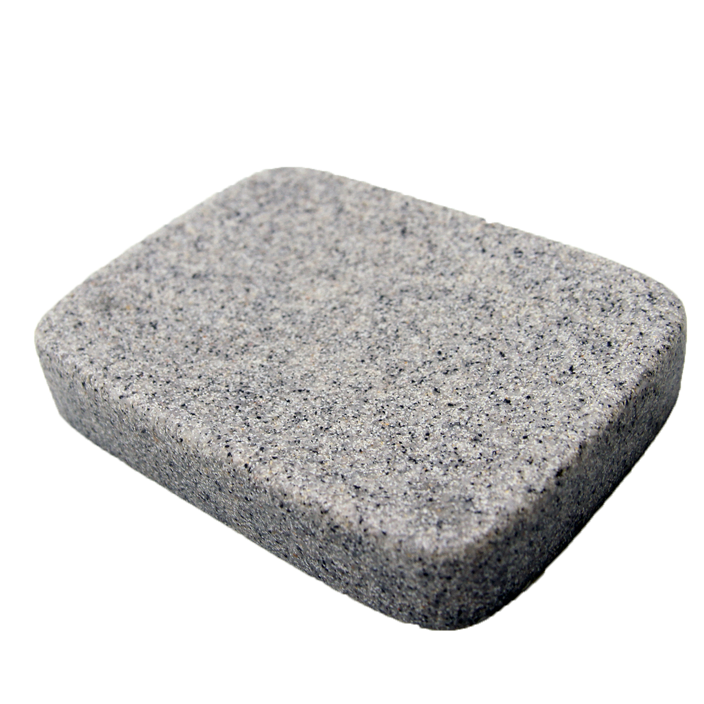 Granite Collection Dolomite Soap Dish Holder Gray Shower Sink Bathroom Walmart Com Walmart Com
