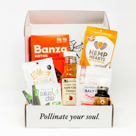 Rosehive Superfoods Kitchen Essentials Box Vegan