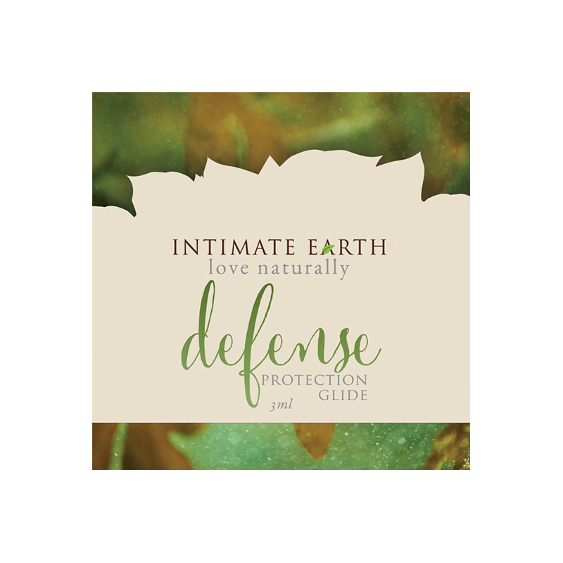 Intimate Earth Defense Protection Glide - 3 ml