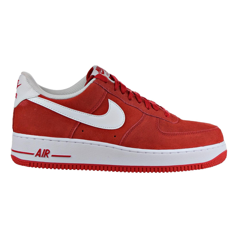 wholesale dealer d8850 1c5b0 ... closeout nike air force 1 07 mens shoes university red white 315122 612  walmart 0b79c 68114