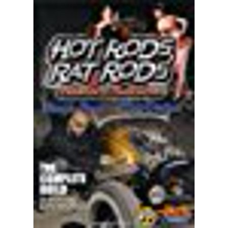 Rat From Tmnt (Hot Rods, Rat Rods And Kustom Kulture: Back From Dead: The Complete)