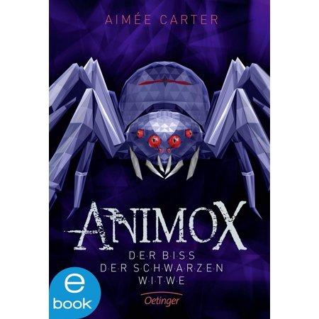 Animox. Der Biss der Schwarzen Witwe - eBook (Chris Schwarzen Designs)