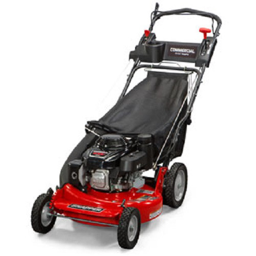 Snapper 7800849 HI VAC 163cc 21 in. Honda GXV160 Commercial Self-Propelled Lawn Mower by Snapper