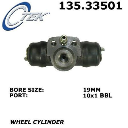 OE Replacement for 1993-1999 Volkswagen Jetta Rear Drum Brake Wheel Cylinder (Base / CL / Carat / Celebration Edition / City / Europa / GL / GLS / GLS Confort / GLS VR6) Volkswagen Transporter Drum Brake
