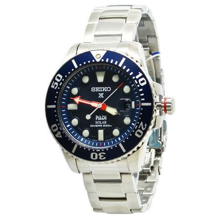 Seiko Prospex Padi Sne435 Blue Dial Stainless Steel Men S Watch