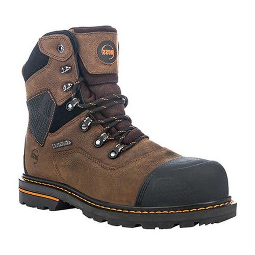 "Men's Hoss Boots Range 6"" Soft Toe Waterproof Boot"