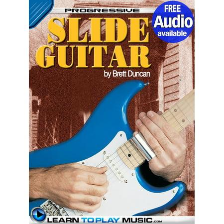 Slide Guitar Lessons for Beginners - eBook Slide Guitar Book