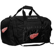 Detroit Red Wings Roadblock Duffle Bag - Black - No Size