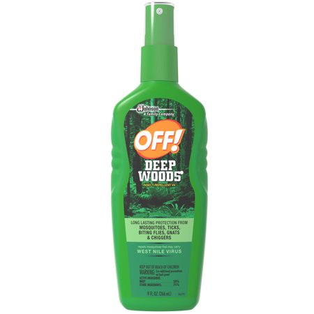 Off  Deep Woods Insect Repellent Vii Pump Spray  9 Oz