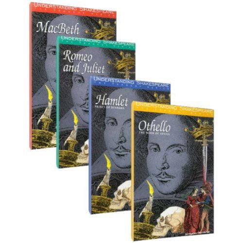 Just The Facts: Understading Shakespeare Romeo & Juliet   Hamlet   Macbeth   Othello by